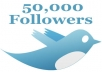 give you 50,000+ twitter followers to your twitter account without need of any password