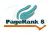 add your links to blogroll PR 8 sites Backlinks Page rank 8