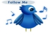 Give you 750+ Twitter Followers,100% real & active user