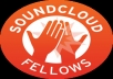 get you 50000 Soundcloud PLAYS Upto 2 tracks
