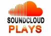 Increase 35K SoundCloud plays