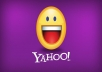 Promote all you want (your website, your product, your link...) on Yahoo Answer