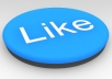 give you 12000 10K Real looking Facebook Likes or fans to your facebook fanpage all likes delivered Fast
