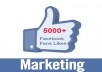 add 5500+ Facebook LIkes To Your Fanpage Without Admin Access 