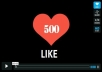 add you 250+ GUARANTEED Real Vimeo likes, ratings, thumbs up within 24hour