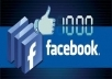 give you 1000+100+ Facebook Likes on your Fanpage