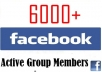 add 6k+ facebook group member in your group within 24-36h only