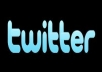 give you *101+*Twitter Followers, 100% real & Genuine only
