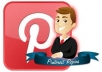 show You Pinterest Traffic Blast, Drive upto 1 Million Unique Visitors To Your Website for