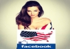 provide 300+ Real FACEBOOK Likes 