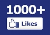 give you 1000+++ plus Facebook likes or followers with in 48 hrs..,,