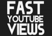 I will give you a Youtube Views method, GENERATES 5000 views per hour (NO BOTS OR PROXIES)