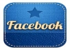 I will give you 10,000+10 facebook likes,100% real