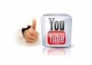 give 500+ REAL youtube likes to your youtube video deliver within 5 days