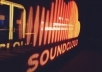give you Real 1000 Soundcloud Followers 100% real &amp; active on you website