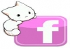 give you 2400 facebook likes for your facebook fan page 