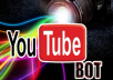 YouLikeHits and Youtube Bot - v1.1