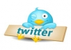 tweet your message in my twitter with 14 000 real Twitter Followers