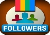 give you 1000+ Inastagram followers 100% real only
