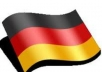submit your site url to 24 quality german social bookmarking sites like misterwong,tvkoll,linkarena,folkd live links report