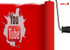 give you 1500+ REAL youtube views + 50+ likes, +50+ subscribes and 15 comments