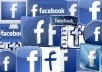 submit you 2100+ facebook likes 100% real and active on your account