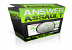 I will give My Answer Assault to Increase Your Search Engine Rankings And Getting Quality Leads Along The Way
