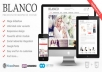 I will give you Blanco v2.3 - Responsive WordPress E-Commerce Theme