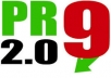 I will manually create Top QUALITY Backlinks from 10+ Unique Pr9 Top Authority Sites !!@@
