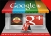 Give u 135 Genuine Google +1 Plus One Votes