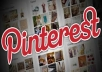 Pinterest services: Get (5000)  Followers, Pin, Repin within 2-3 days price per 1k 