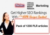 give 1200 original hi quality Marketing PLR articles