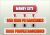 I will create a 5350 backlink pyramid@!