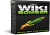 I Will Provide you Wiki Bomber to Generate 1,000's of Backlinks from Authority .EDU/GOV Wiki Sites Totally Hands-Free