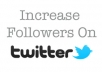 provide 3000 twitter follower with out needing password