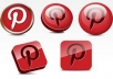 give you 333+ Pinterest Followers only