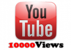 get you 10,00 youtube views