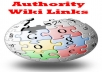 give you 7,000 wiki links which will BOOST YOUR GOOGLE RANK
