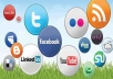 i will provide you 300 facebook like, 100 Retweet, 100 stumbleupon, 100 delicious saves for your webpage or youtube video