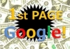 submit your site MANUALLY to Top 20 High Pr Social Bookmarking Sites with Seo Boost all links and Dominate Google