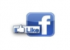 Provide 1k+200bonus real facebook like only for