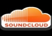 I will give you 1000+ SoundCloud followers 100% real & genuine on your account