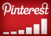 give you 600+ Pinterest Followers / Likes or Repins without admin access