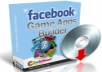 Facebook Game Apps Builder - Money Making and Traffic Generating Facebook applications