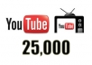 Provide you 25,000+ YOUTUBE Views + Likes and + Subscribers Guaranteed within 72hrs - 96 hrs