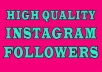 will add 15000+ INSTAGRAM followers to your Instagram Account In 24 hour and Without password Fast Delivery for