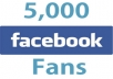 Add 5,000+ Facebook Fans To Your Facebook Page In Very Quick Time Just