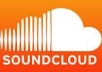 I will Give u 40k+ Soundcloud Song Plays on up to 5 Tracks