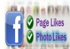 I can get you 400,likes on any Facebook page you want, tried and will not lose