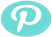 give you 351+Pinterest Followers 100% real and safe for your account 100% manually done only